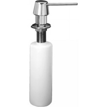 Westbrass D2171 26 Heavy Duty Soap and Lotion Dispenser - Chrome