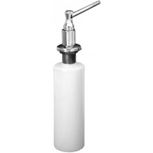 Westbrass D217 07 Soap and Lotion Dispenser - Satin Nickel