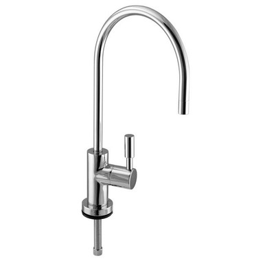 Westbrass D2036 01 Cold Water Dispenser Faucet - PVD Polished Brass