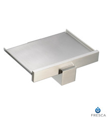 Fresca FAC1405BN Ellite Wall Mount Soap Dish - Brushed Nickel