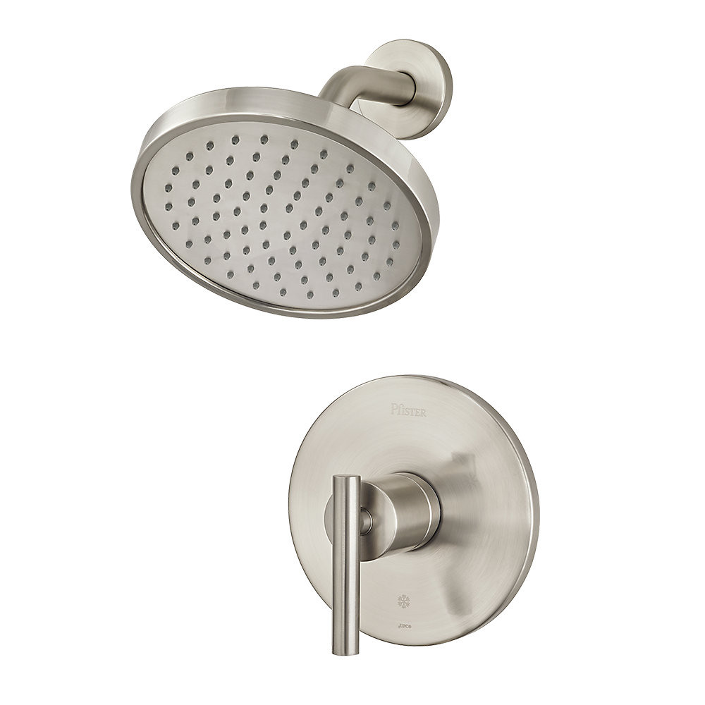 Price Pfister G89-7NCK Contempra Shower Faucet Trim with Single ...