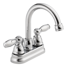 Peerless P299685LF Two Lever Handle Centerset Lavatory Faucet - Chrome