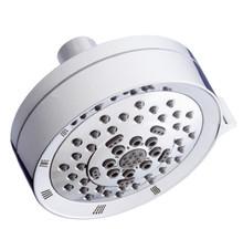 """Danze D460065 Parma Five Function Showerhead 4 1/2"""" - Chrome"""