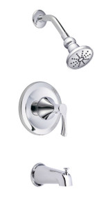 Danze D502022T Antioch Single Handle Tub & Shower Faucet Trim - Chrome