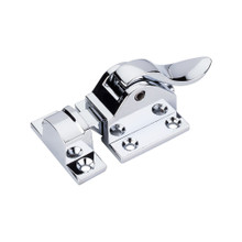 "Top Knobs  TK729PC Transcend Cabinet Latch 1 15/16"" - Polished Chrome"