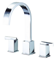 Danze Sirius D302044T Two Handle Roman Tub Faucet - Chrome