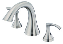 Danze D300922BNT Antioch Two Handle Roman Tub Faucet Trim - Brushed Nickel