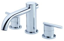 Danze Parma D305658T Two Handle Roman Tub Faucet - Chrome