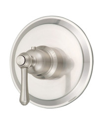 Danze D562057BNT One Handle 3/4'' Thermostatic Shower Valve Trim Kit - Brushed Nickel