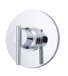Danze D562058T One Handle 3/4'' Thermostatic Shower Valve Trim Kit - Chrome
