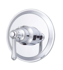 Danze D562057T One Handle 3/4'' Thermostatic Shower Valve Trim Kit - Chrome