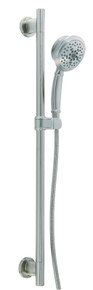 "Danze D461723BN 30"" Versa  Five Function Handshower Kit With Slide Bar Assembly - Brushed Nickel"