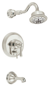 Danze D512157T Opulence Single Handle Tub & Shower Faucet Trim 2.0 Gpm Showerhead - Chrome