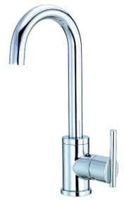 Danze D150558 Parma Single Handle Bar Prep Faucet 1.75gpm - Chrome