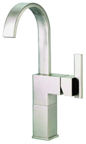 Danze D201144BN Sirius Single Handle Lav Vessel Filler Faucet 1.2gpm - Brushed Nickel