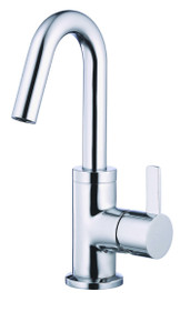 Danze D222530 Amalfi Single Handle Lavatory Faucet 1.2gpm - Chrome