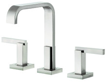 Danze D304644BN Sirius Two Handle Trim Line Widespread Lavatory Faucets 1.2gpm - Brushed Nickel