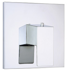 "Danze D562062T Mid-town Single Handle Thermostatic Valve Trim 3/4"" - Chrome"