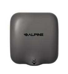 Alpine  Hemlock Gray Automatic High Speed Commercial Hand Dryer 110/120V