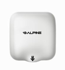 Alpine  Hemlock White Automatic High Speed Commercial Hand Dryer 110/120V