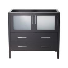 """Fresca  FCB6236ES Fresca Torino 36"""" Espresso Modern Bathroom Cabinet"""