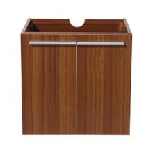 """Fresca  FCB8058TK Fresca Alto Teak 23"""" Wall Hung Modern Bathroom Cabinet"""