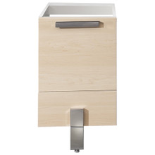 "Fresca  FCB8110LT Fresca Adour 16"" Light Walnut Modern Bathroom Cabinet"