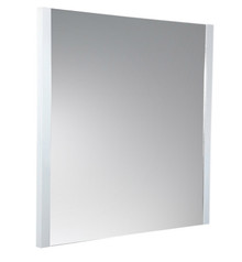 """FMR6236WH Fresca Torino 32"""" White Mirror"""