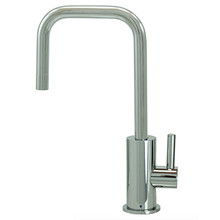 "Mountain Plumbing MT1833-NL-PVDBRN ""The Little Gourmet"" Point-of-Use Drinking Faucet - PVD Brushed Nickel"