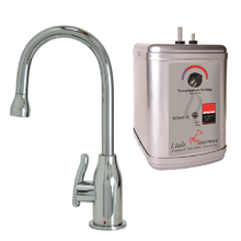 Mountain Plumbing MT1800DIY-NL-SC Instant Hot Water Dispenser Faucet With Heating Tank - Satin Chrome