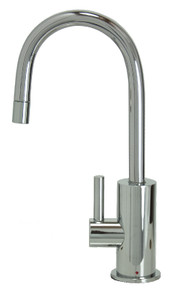 Mountain Plumbing MT1840-NL-PVDPN Hot Water Dispenser Faucet - PVD Polished Nickel