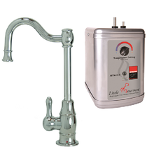 Mountain Plumbing MT1870DIY-NL-CPB Instant Hot Water Dispenser Faucet With Heating Tank - Polished Chrome