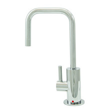 Mountain Plumbing MT1830-NL-PVDBRN Instant Hot Water Dispenser Faucet - PVD Brushed Nickel