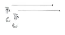 Mountain Plumbing MT493BO-NL-SC Lavatory Supply Kit - Angle - Satin Chrome