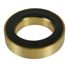 Mountain Plumbing  MTDISC-BRN  Vessel Spacer Ring  - Brushed Nickel