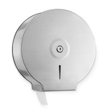 Alpine  482 Stainless Wall Mount Jumbo Toilet Tissue Paper Dispenser