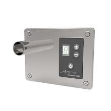 Amba ATW-DHCR-SB Remote Digital Heat Controller - Satin Brass