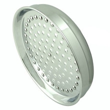 "Kingston Brass K124A1 8"" Rain Drop Shower Head - Polished Chrome"
