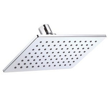 Danze D460060 Mono Chic Rectangular Showerhead With Brass Ball Joint 2.5 GPM - Chrome