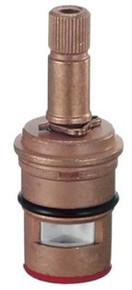 Danze DA507071W Brass Ceramic Disc Cartridge Cold Side Round Spline