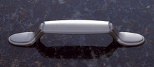"JVJ 45046 Satin Nickel 3"" C/C Door Pull 5 3/4"" OA"
