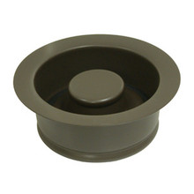 "Kingston Brass BS3005 3-1/2"" Garbage Disposal Flange - Oil Rubbed Bronze"