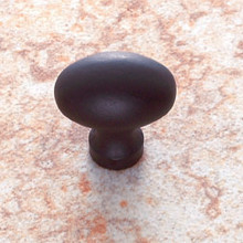 JVJ 32320 Oil Rubbed Bronze Football Door Knob