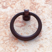 JVJ 31012 Old World Bronze Ring Door Pull