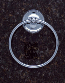 JVJ 21406 Paramount Series Chrome Towel Ring