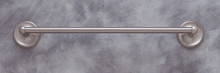 "JVJ 24218 Paramount Series Satin Nickel 18"" Towel Bar"