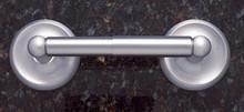 JVJ 24202 Paramount Series Satin Nickel Toilet Tissue Paper Holder
