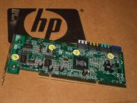 p/n 373013-001 / 370901-001 Compaq HP 4-Port PCI-X Serial ATA (SATA) Controller Board