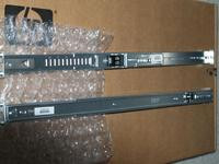 Compaq HP Fixed Rails (attaching to rack) for Proliant DL360 G3 DL360 G2 252228-001 252231-001