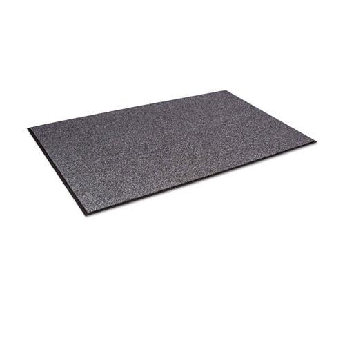 Door mat indoor walk a way wiper mat 4x6 gray color replaces crowa46gra Crown cwnwa0046gy